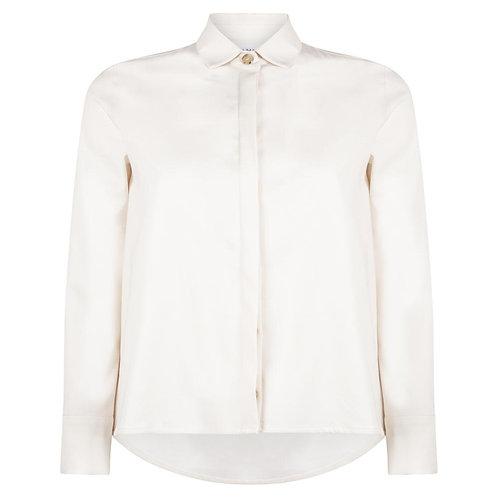 "RHUMAA Blouse ""Honest Cream Shirt"""