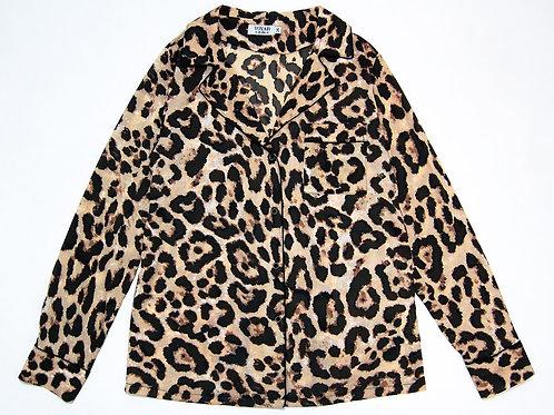 """VOYAR LA RUE Blouse """"Leopard Blouse"""""""