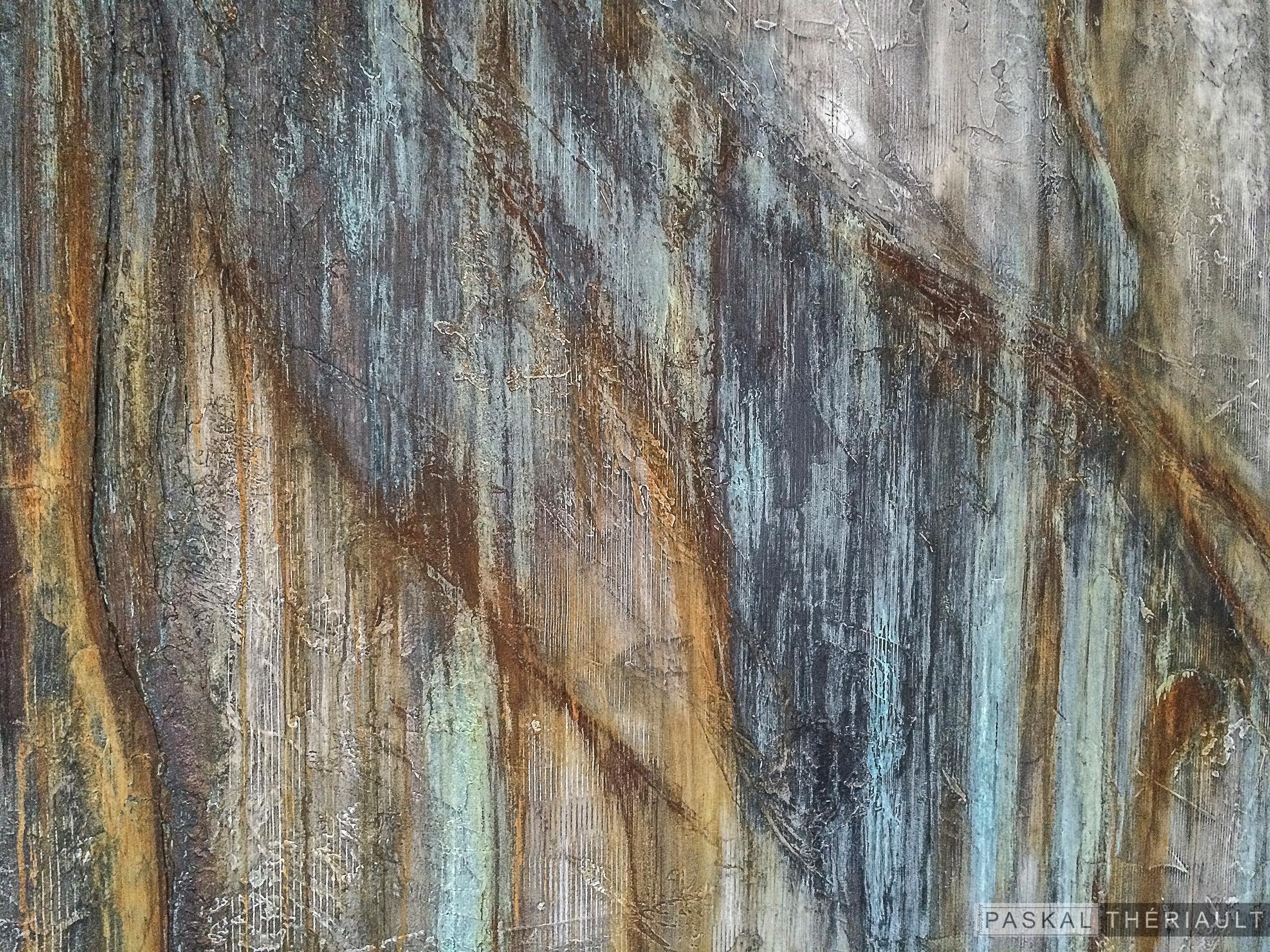 Texture Oxidé
