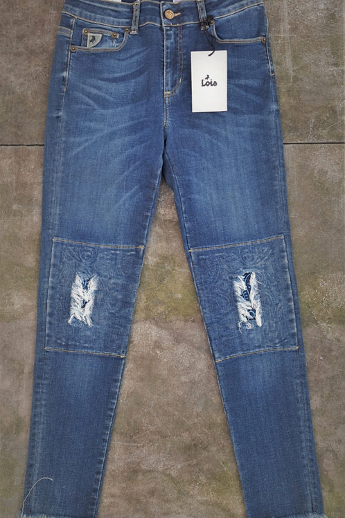"LOIS Jeans Dames ""Cordoba Celine Embroided"""