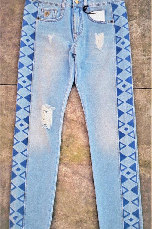 "LOIS Jeans Dames ""Belinda Embroided"""