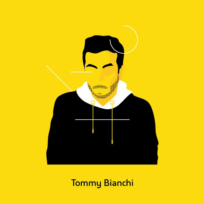 Tommy Bianchi nella Tenax Academy!