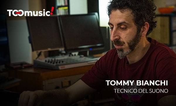 Tommy Bianchi nel team di TOOMUSIC