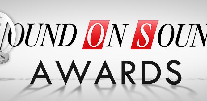 ACUSTICA AUDIO White nominated on SOS AWARDS 2017