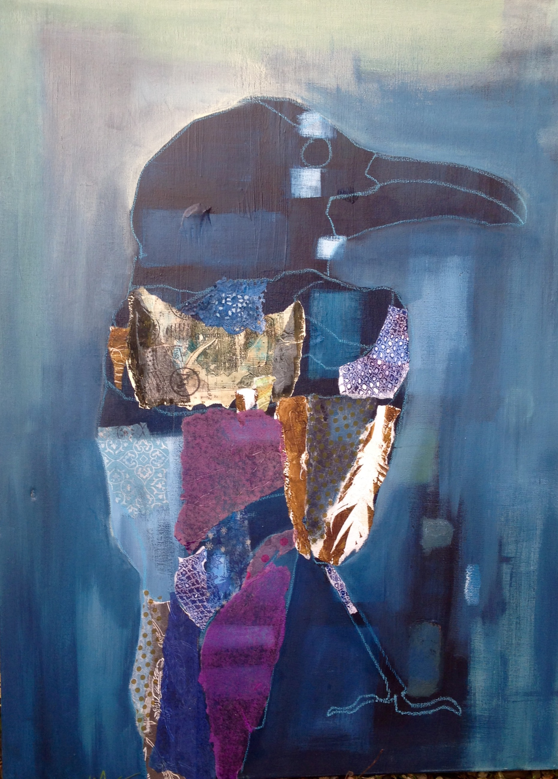trine pettigrew blue raven