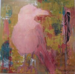 pink raven by trine pettigrew