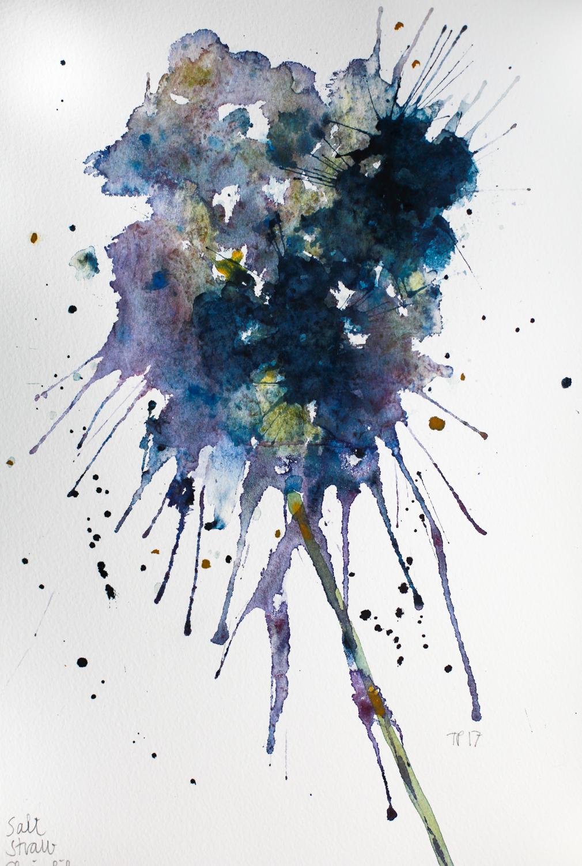 trine pettigrew watercolour straw_