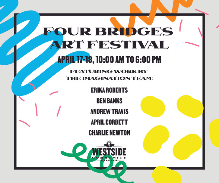 4 Bridges Art Festival facebook post
