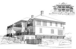 Coastal Interior Home