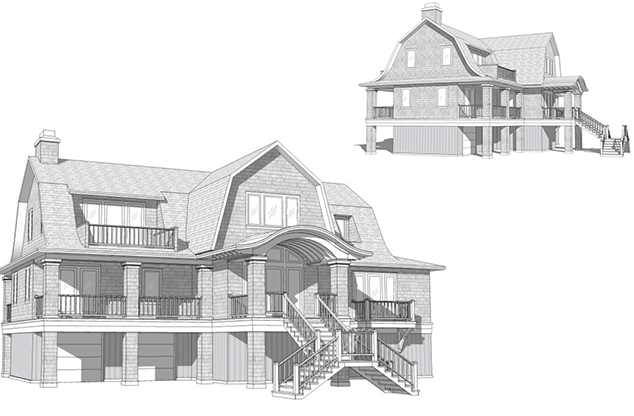 American Shingle Style