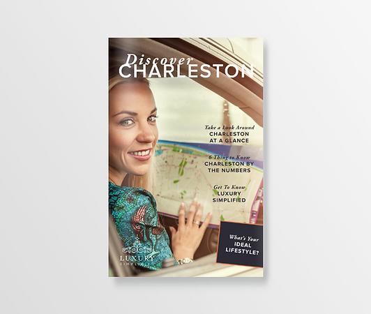Brochure design for Charleston SC small business
