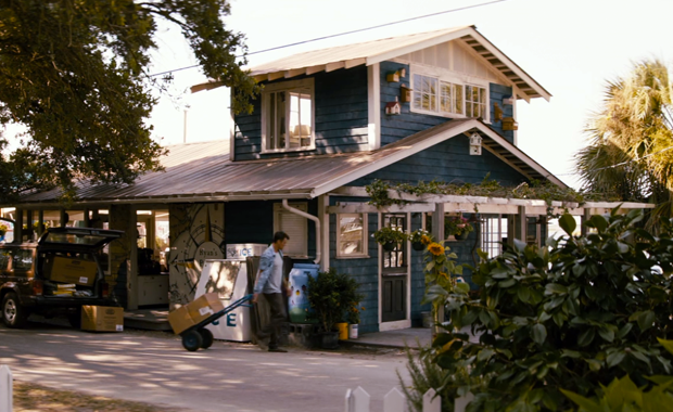 Movie Set Design - Nicholas Sparks