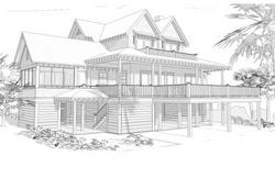Coastal Island Rental Home