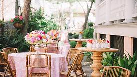 Garden party Charleston SC