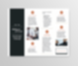 Small business introduction design