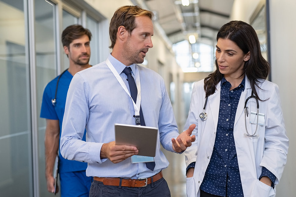 bigstock-Man-and-woman-doctor-having-a--