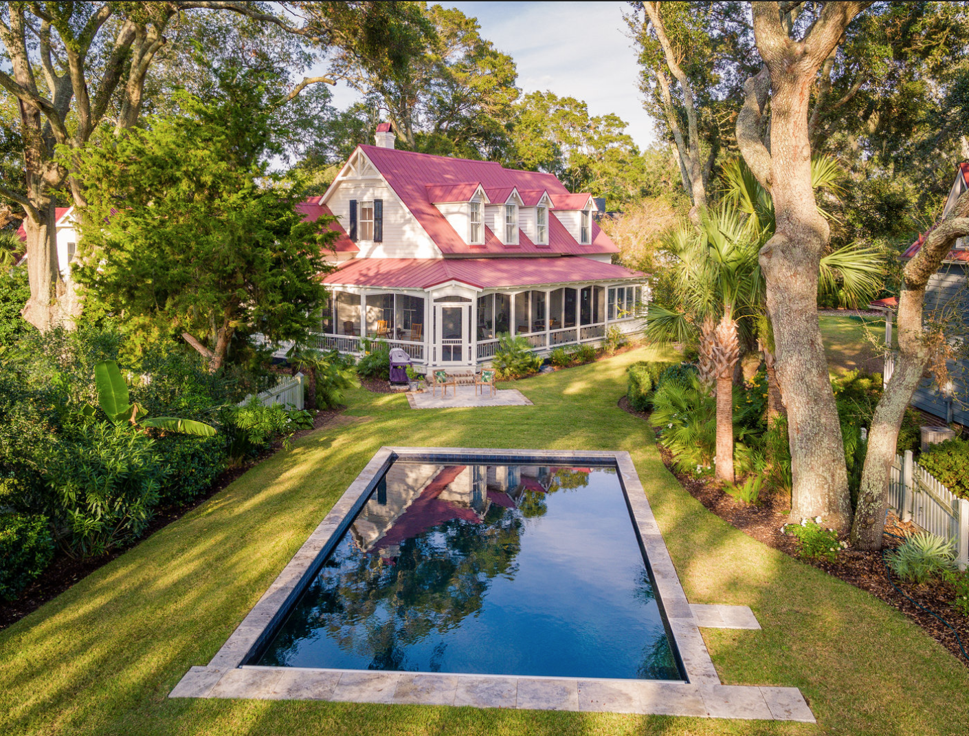 Renovated Historic Home