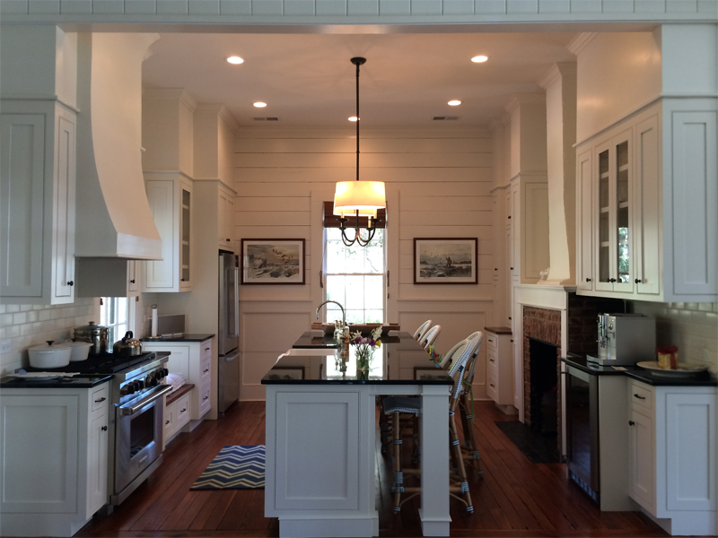 Kitchen Renovation Historic Home