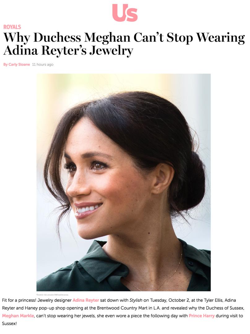 Adina Reyter on UsWeekly.com