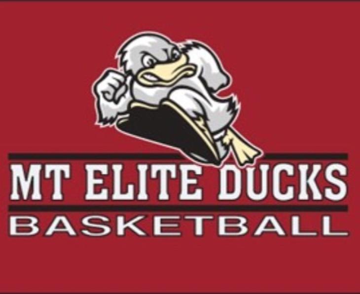 MT Elite Ducks Basketball