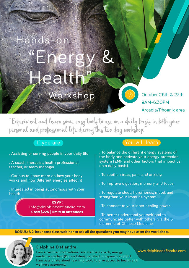 Hands-on Energy and Health Workshop -.jp
