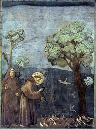 「小鳥への説教」(画ジョット、1305年頃).jpg
