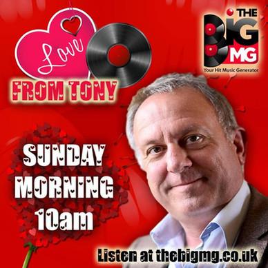 Tony Lloyd on the Big MG