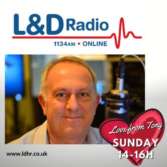Tony Lloyd on L&D Radio