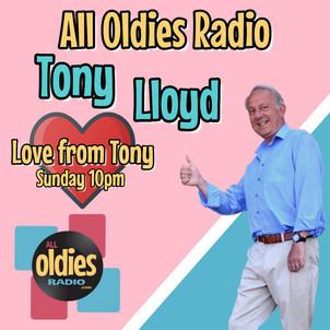 Tony Lloyd on All Oldies Radio