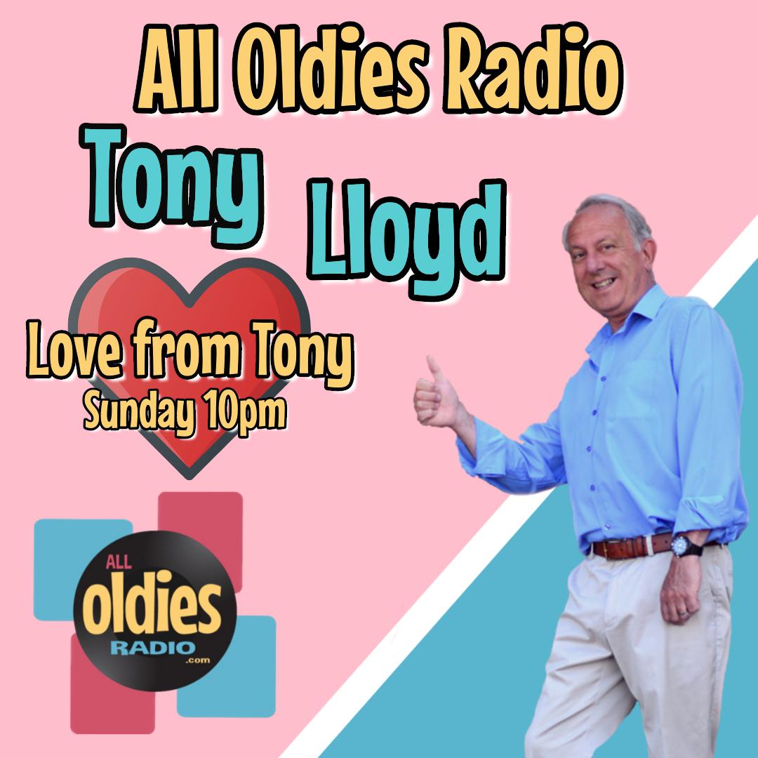 Love from Tony