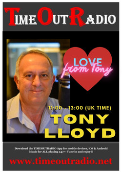 Love from Tony