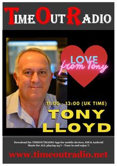 Time Out Radio Tony Lloyd