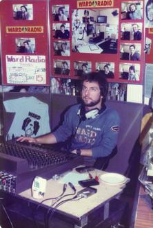Tony Lloyd Ward Radio