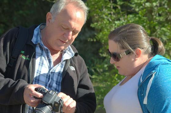 Tony Lloyd Photography trainer