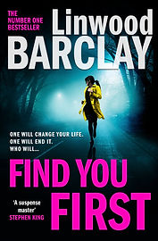 Linwood Barclay - Find You First.jpg