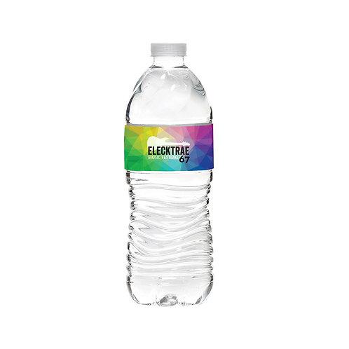 Bottled Water - 16.9 oz.