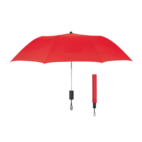 "Neon Telescopic Umbrella - 48"" Arc"