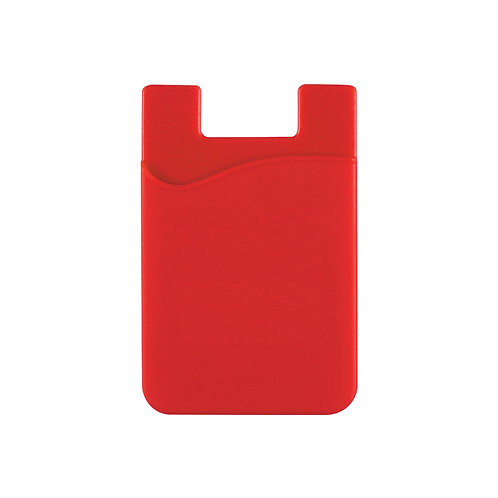 Basic Silicone Cell Phone Wallet