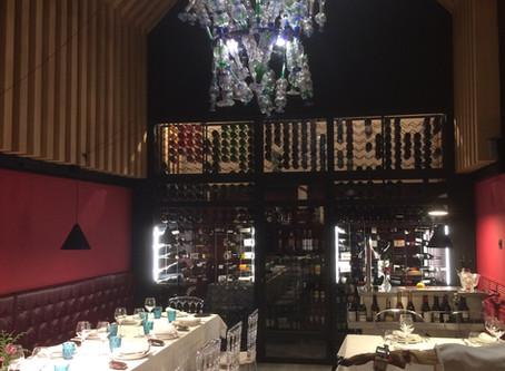 Stunning restaurant in Cadiz