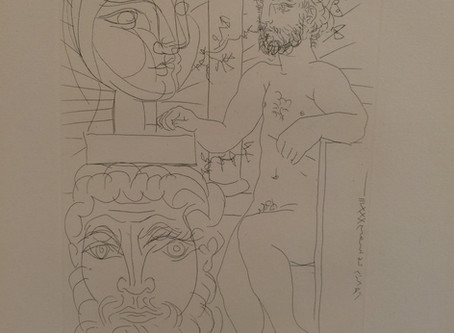 Picasso in Jerez