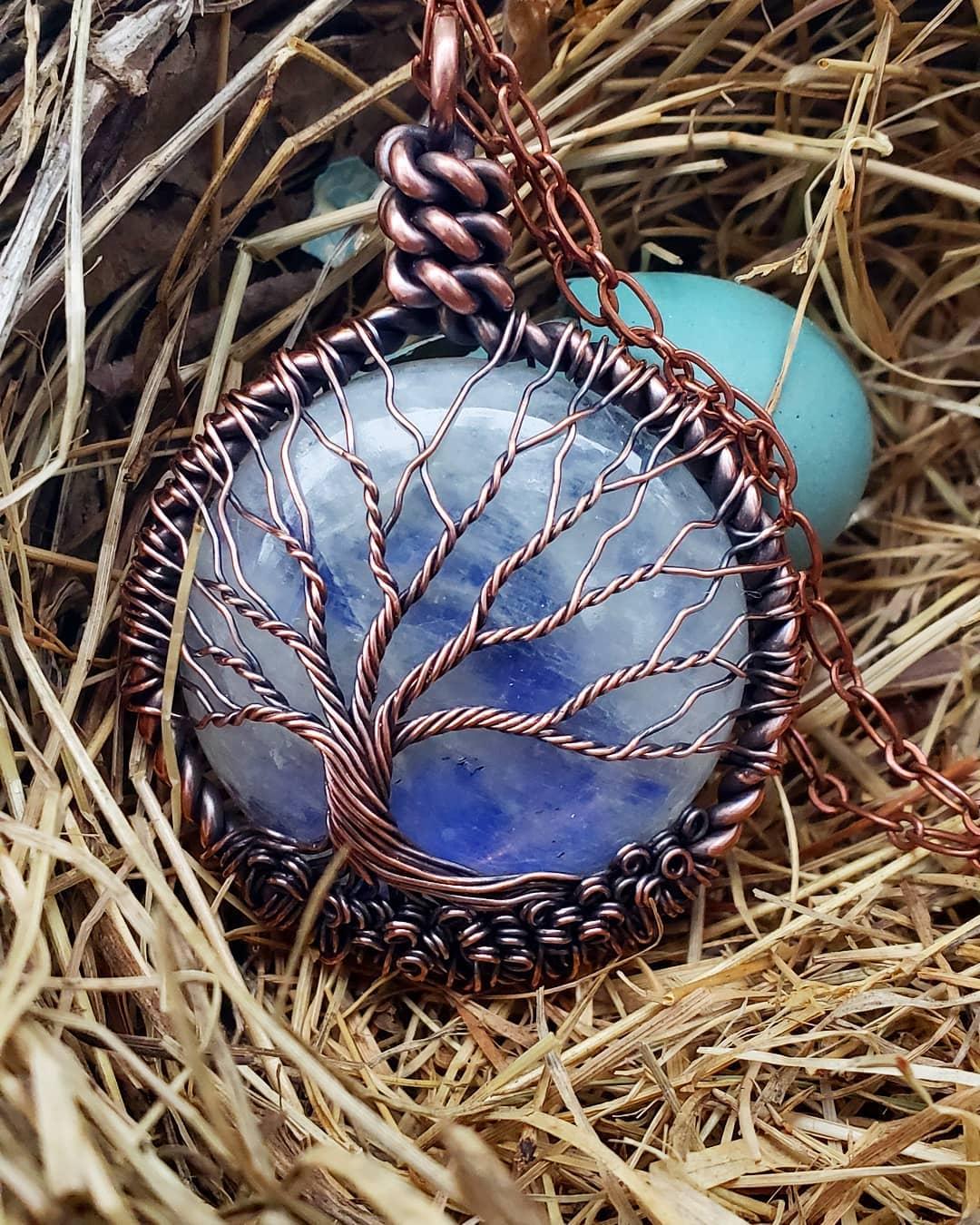 blue keepsake