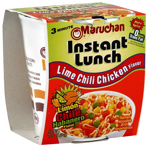 Lime Chili Chicken Instant Lunch