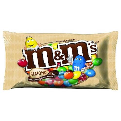 Almond M&M's