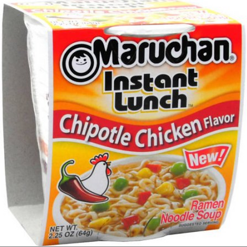 Chipotle Chicken Instant Lunch