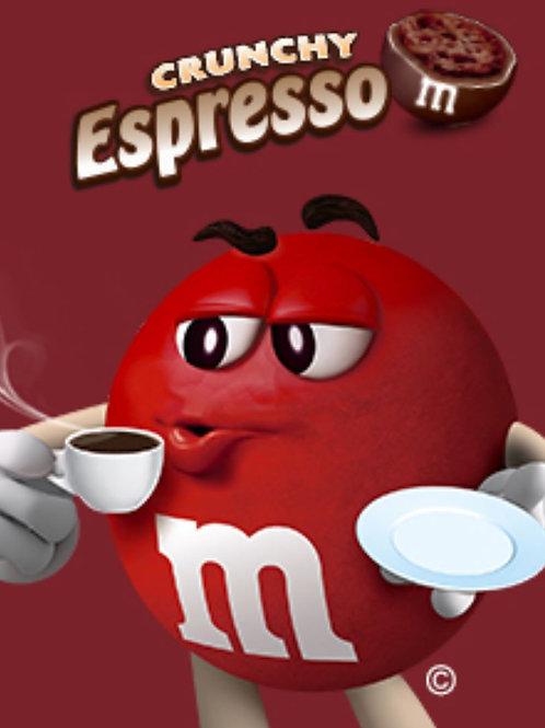 Crunchy Espresso M&M's
