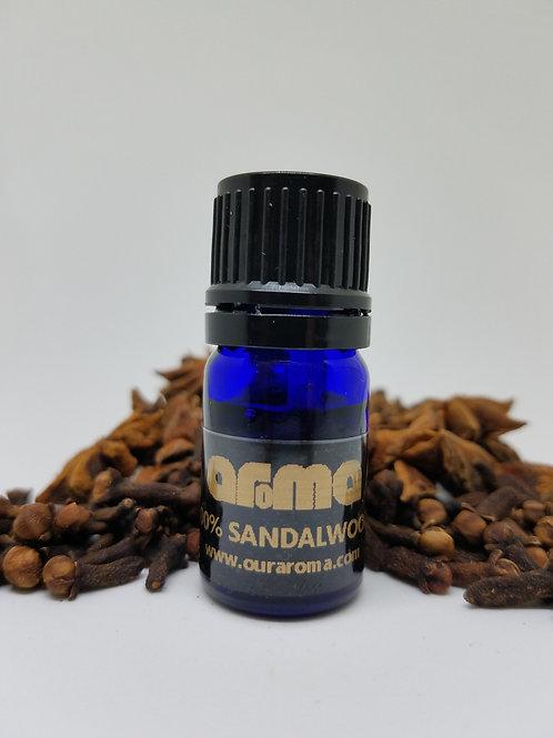 Sandalwood 100% Essential Oil