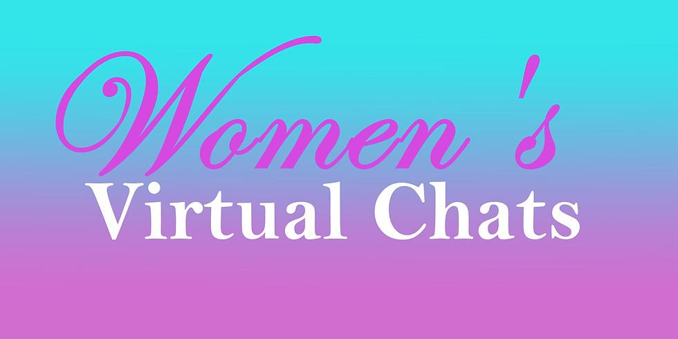 Virtual Chat - Michelle McLean hosts Entrepreneurs