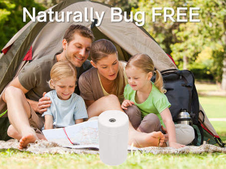 Enjoy the Outdoors Without Bugs