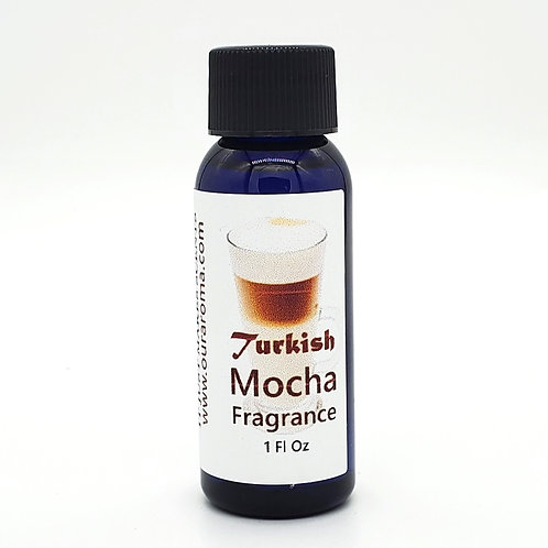Our Aroma Turkish Mocha Fragrance Oil Blend - 1 Fl Oz