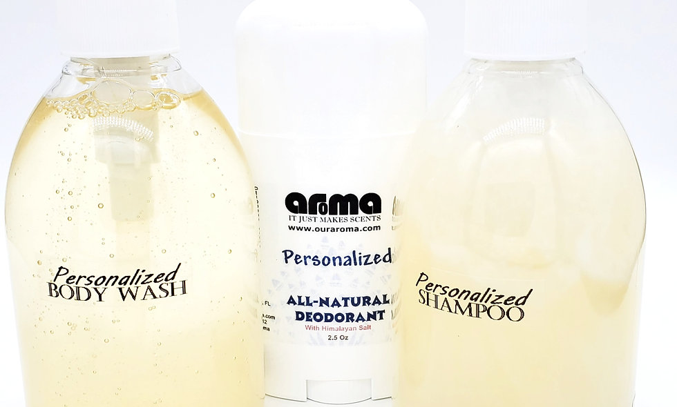 Aroma Men's Customized Gift Set